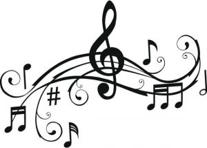Pic of musical notes